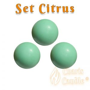 Charis Candle ® - Set Citrus