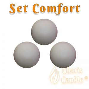 Charis Candle ® - Set Comfort