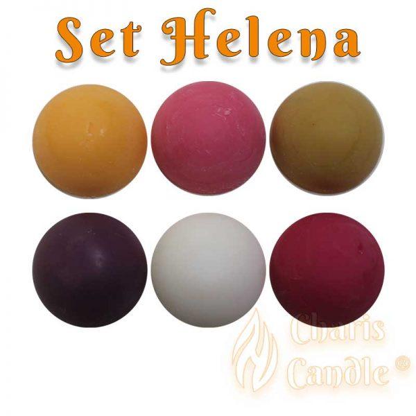 Charis Candle ® - Set Helena