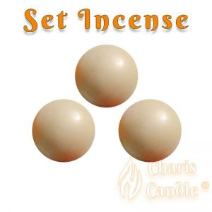 Charis Candle ® - Set Incense