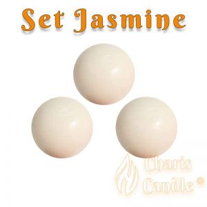 Charis Candle ® - Set Jasmine