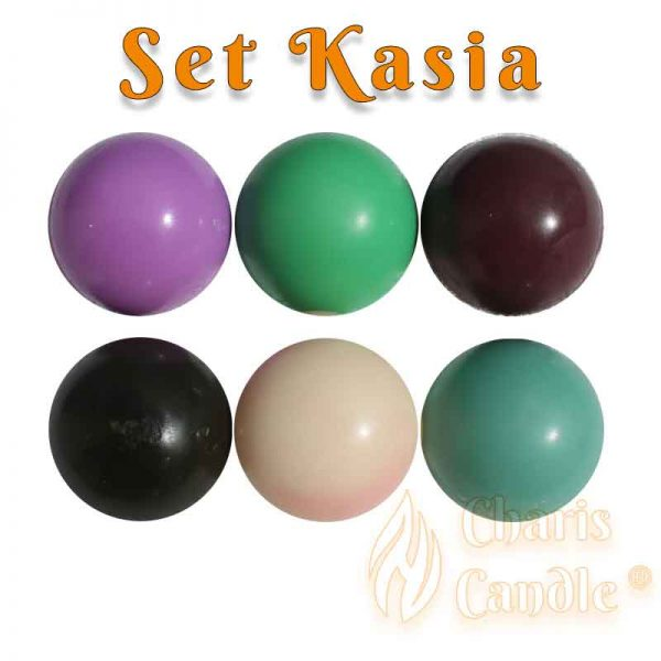 Charis Candle ® - Set Kasia