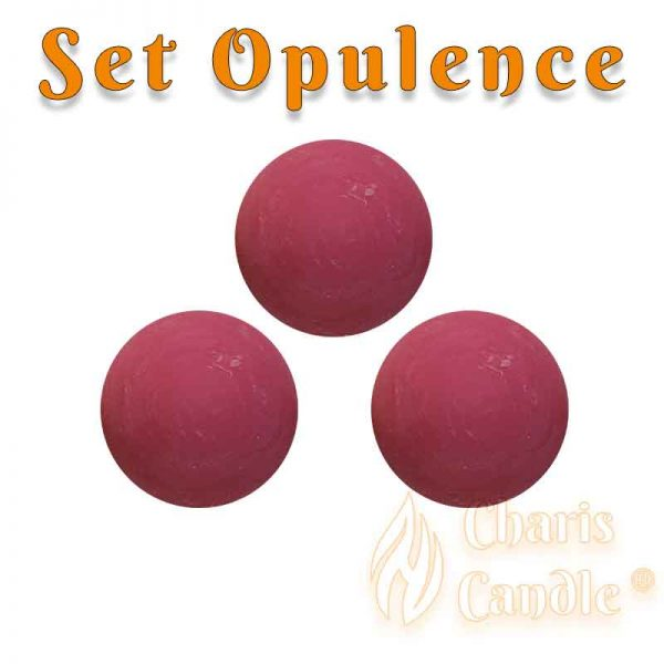 Charis Candle ® - Set Opulence