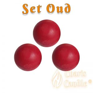 Charis Candle ® - Set Oud