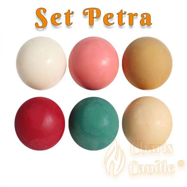 Charis Candle ® - Set Petra