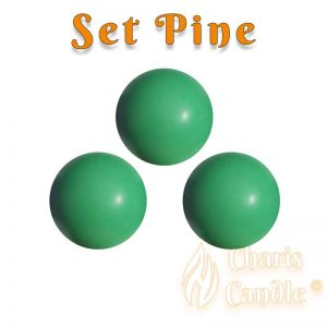 Charis Candle ® - Set Pine