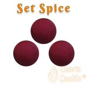 Charis Candle ® - Set Spice