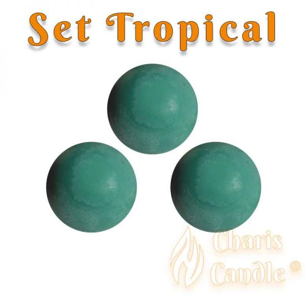 Charis Candle ® - Set Tropical