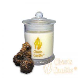 Charis Candle ® - Lumânare Alexandra Amber