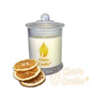 Charis Candle ® - Lumânare Alexandra Citrus