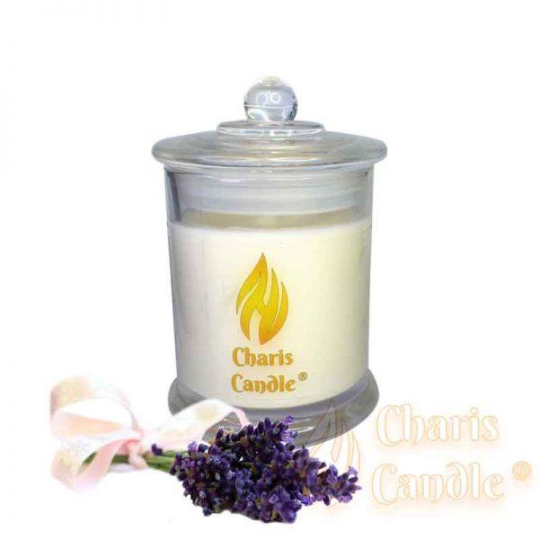 Charis Candle ® - Lumânare Alexandra Lavender