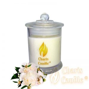 Charis Candle ® - Lumânare Alexandra Peony