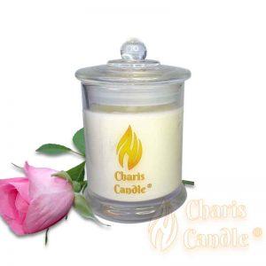 Charis Candle ® - Lumânare Alexandra Rose