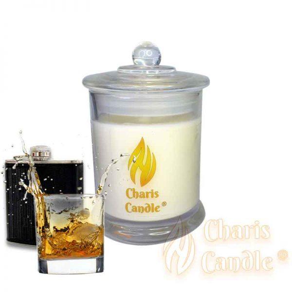 Charis Candle ® - Lumânare Alexandra Whiskey