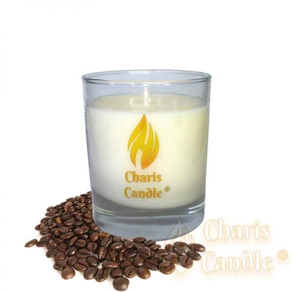 Charis Candle ® - Lumânare Cassiopea Coffee