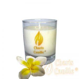 Charis Candle ® - Lumânare Cassiopea Frangipani