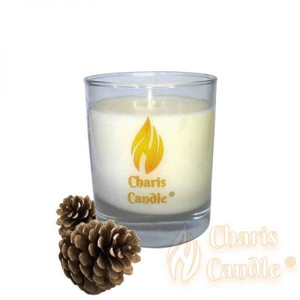 Charis Candle ® - Lumânare Cassiopea Pine