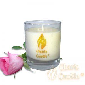 Charis Candle ® - Lumânare Cassiopea Rose