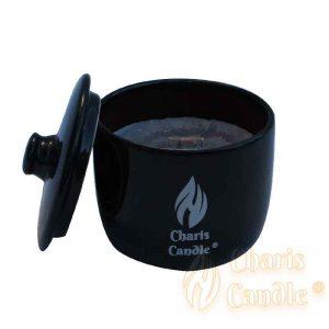 Charis Candle ® - Lumânare Helena Tobacco