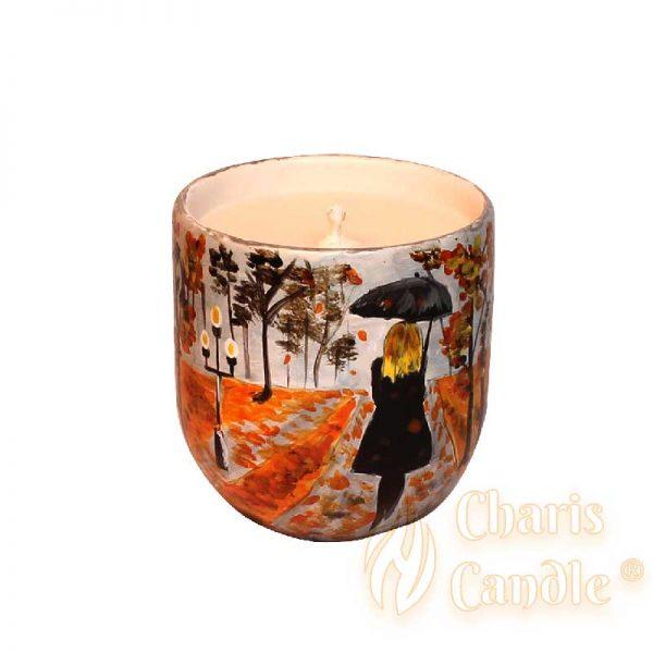 Charis Candle ® - Lumânare Inspire Autumn