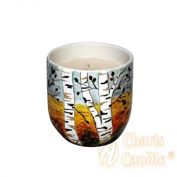 Charis Candle ® - Lumânare Inspire Birch