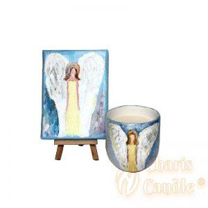 Charis Candle ® - Cadouri - Cadou Inspire Angel