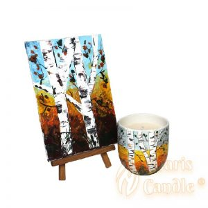 Charis Candle ® - Cadouri - Cadou Inspire Birch