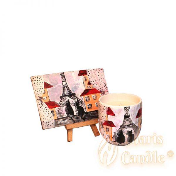 Charis Candle ® - Cadouri - Cadou Inspire Les parisiennes