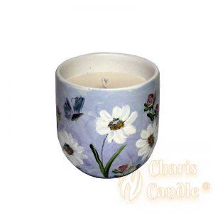 Charis Candle ® - Lumânare Inspire Daisy