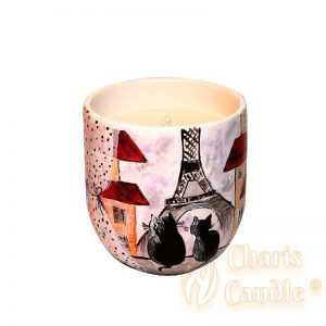Charis Candle ® - Lumânare Inspire Les parisiennes
