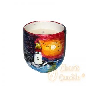 Charis Candle ® - Lumânare Inspire Lighthouse