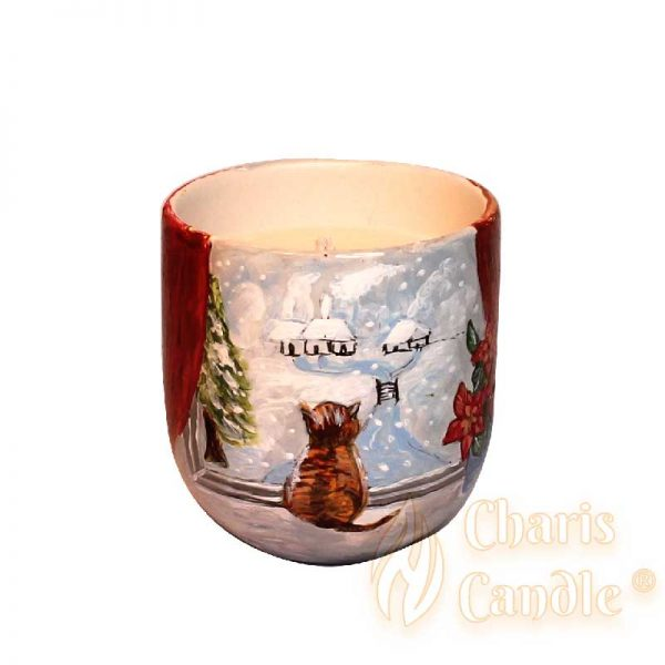 Charis Candle ® - Lumânare Inspire Melancholy
