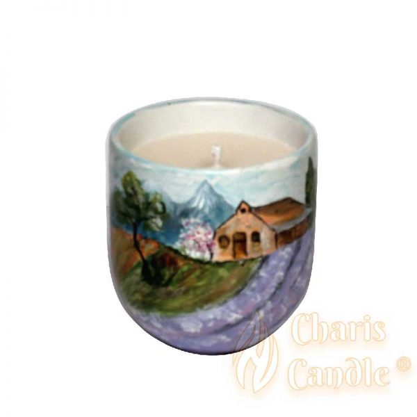 Charis Candle ® - Lumânare Inspire Provence