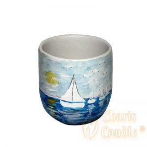 Charis Candle ® - Lumânare Inspire Sail
