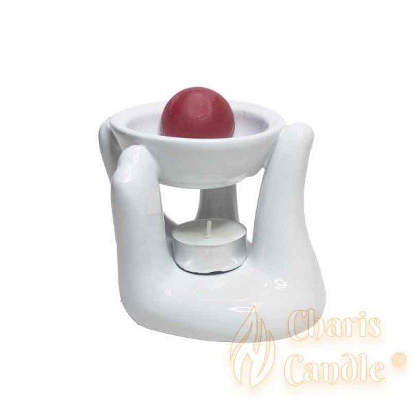 Charis Candle ® - Lampă aromaterapie