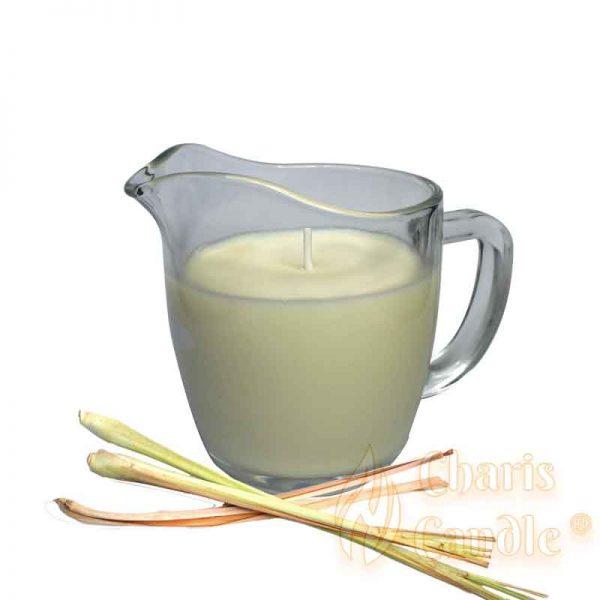 Charis Candle ® - Lumânări pentru masaj - Lemongrass