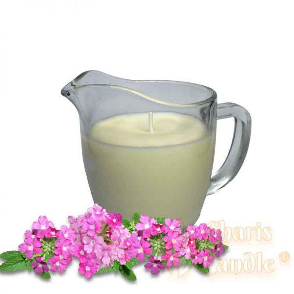 Charis Candle ® - Lumânări pentru masaj - Verbena