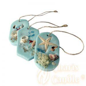 Charis Candle ® - Odorizante - Set Seychelles