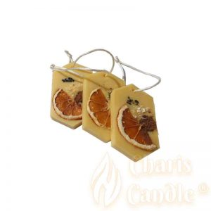 Charis Candle ® - Odorizante - Set Spicy