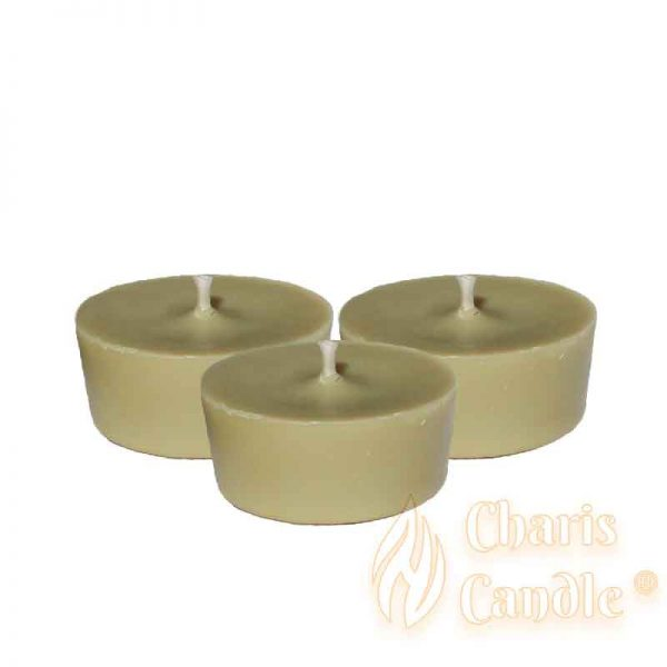 Charis Candle ® - Refill Tealight - Cinnamon