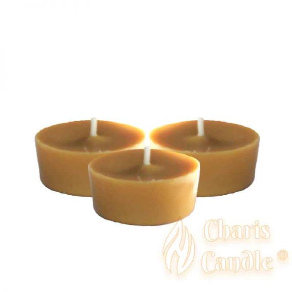 Charis Candle ® - Refill Tealight - Coffee