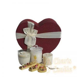 Charis Candle ® - Set cadou A Charis Candle ®