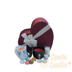 Charis Candle ® - Set cadou S Charis Candle ®