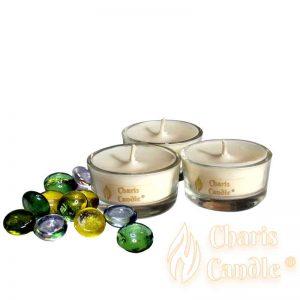 Charis Candle ® - Lumânări pastilă Tealight Fresh