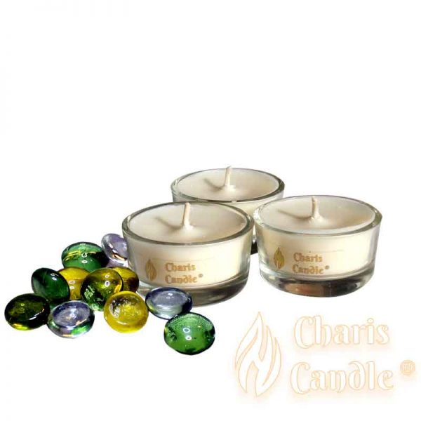 Charis Candle ® - Lumânări pastilă Tealight Fresh