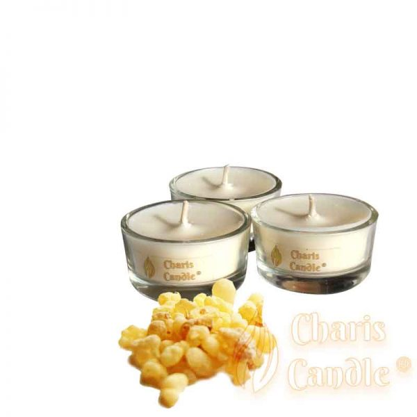 Charis Candle ® - Lumânări pastilă Tealight Incense