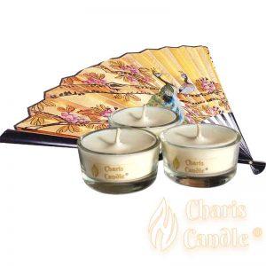 Charis Candle ® - Lumânări pastilă Tealight Oriental