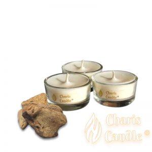 Charis Candle ® - Lumânări pastilă Tealight Oud