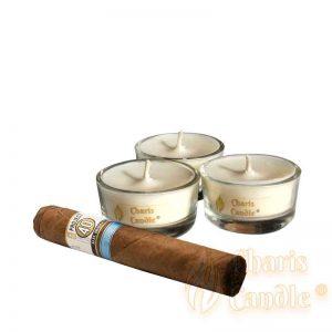 Charis Candle ® - Lumânări pastilă Tealight Tobacco