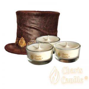 Charis Candle ® - Lumânări pastilă Tealight Tuscany